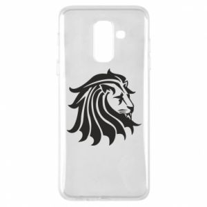 Samsung A6+ 2018 Case Lion
