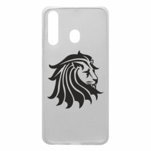 Samsung A60 Case Lion