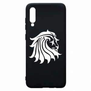 Samsung A70 Case Lion