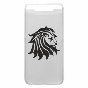 Samsung A80 Case Lion