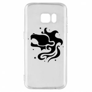Phone case for Samsung S7 Leo