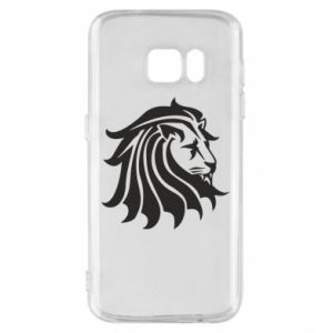 Samsung S7 Case Lion
