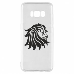 Samsung S8 Case Lion
