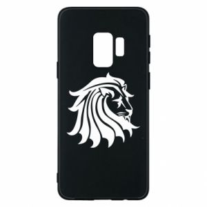 Samsung S9 Case Lion