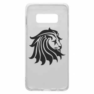 Samsung S10e Case Lion