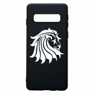 Samsung S10 Case Lion
