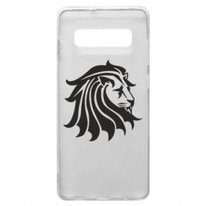 Samsung S10+ Case Lion