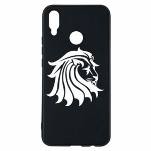 Huawei P Smart Plus Case Lion