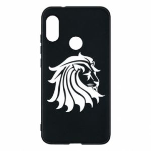 Mi A2 Lite Case Lion