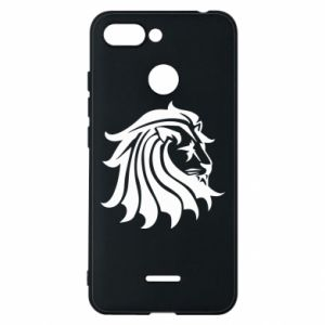 Xiaomi Redmi 6 Case Lion