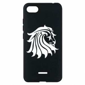 Xiaomi Redmi 6A Case Lion