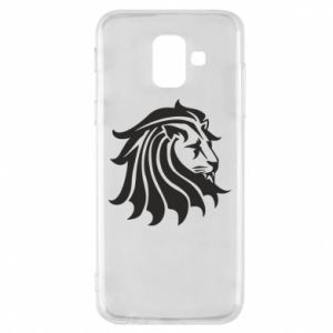 Samsung A6 2018 Case Lion