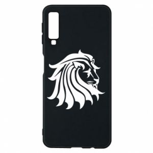 Samsung A7 2018 Case Lion