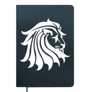 Notepad Lion