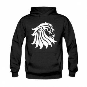Kid's hoodie Lion