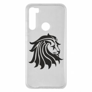 Xiaomi Redmi Note 8 Case Lion