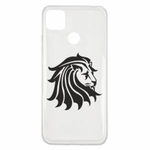 Xiaomi Redmi 9c Case Lion