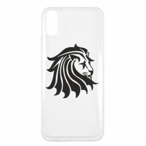 Xiaomi Redmi 9a Case Lion