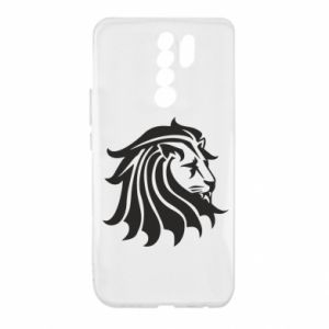 Xiaomi Redmi 9 Case Lion