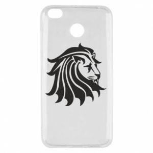 Xiaomi Redmi 4X Case Lion