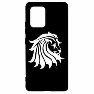 Samsung S10 Lite Case Lion