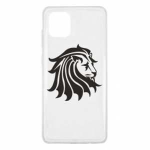 Samsung Note 10 Lite Case Lion