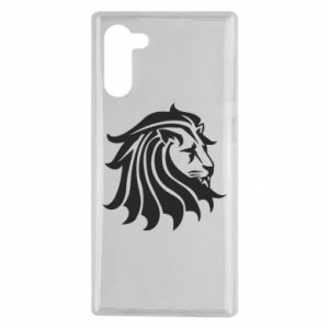 Samsung Note 10 Case Lion
