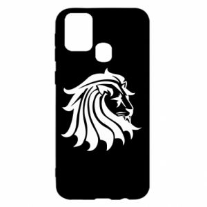 Samsung M31 Case Lion