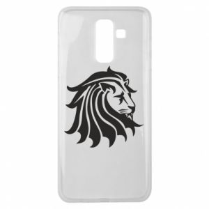 Samsung J8 2018 Case Lion