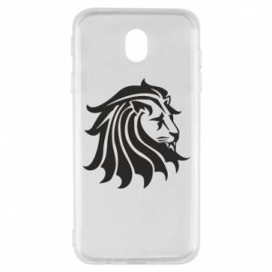 Samsung J7 2017 Case Lion