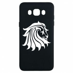 Samsung J7 2016 Case Lion