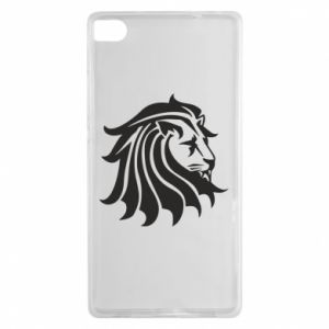 Huawei P8 Case Lion