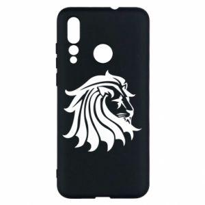 Huawei Nova 4 Case Lion