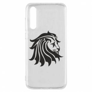 Huawei P20 Pro Case Lion
