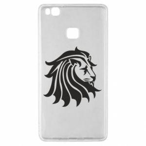 Huawei P9 Lite Case Lion