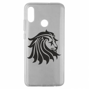 Huawei Honor 10 Lite Case Lion