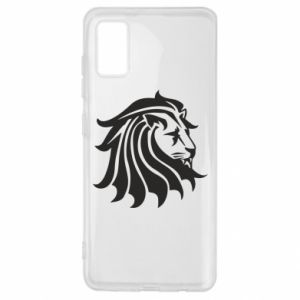 Samsung A41 Case Lion