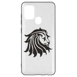 Samsung A21s Case Lion