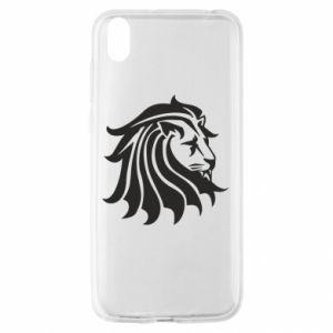 Huawei Y5 2019 Case Lion