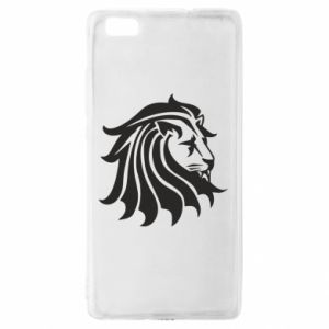 Huawei P8 Lite Case Lion