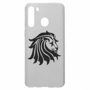 Samsung A21 Case Lion