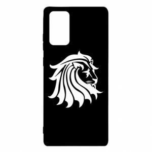 Samsung Note 20 Case Lion