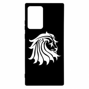 Samsung Note 20 Ultra Case Lion