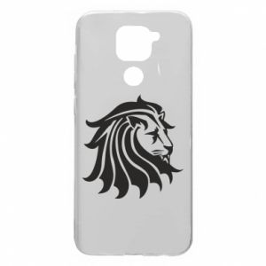 Xiaomi Redmi Note 9 / Redmi 10X case % print% Lion