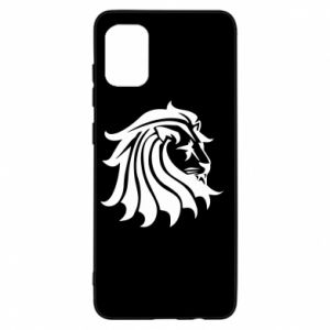 Samsung A31 Case Lion