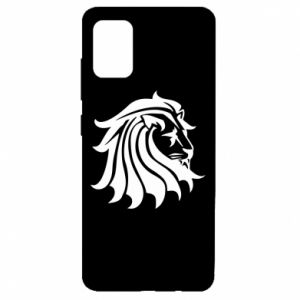 Samsung A51 Case Lion