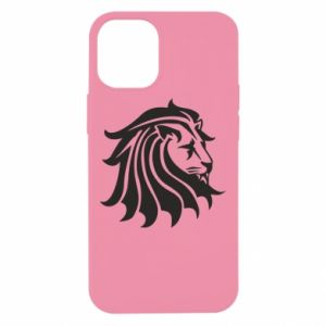 iPhone 12 Mini Case Lion