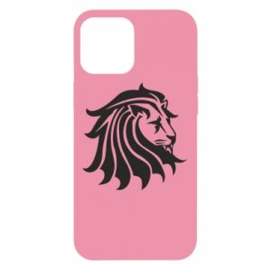 iPhone 12 Pro Max Case Lion