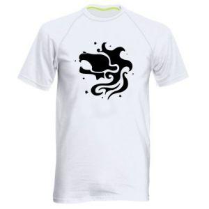Men's sports t-shirt Leo