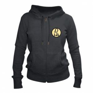 Women's zip up hoodies Leo